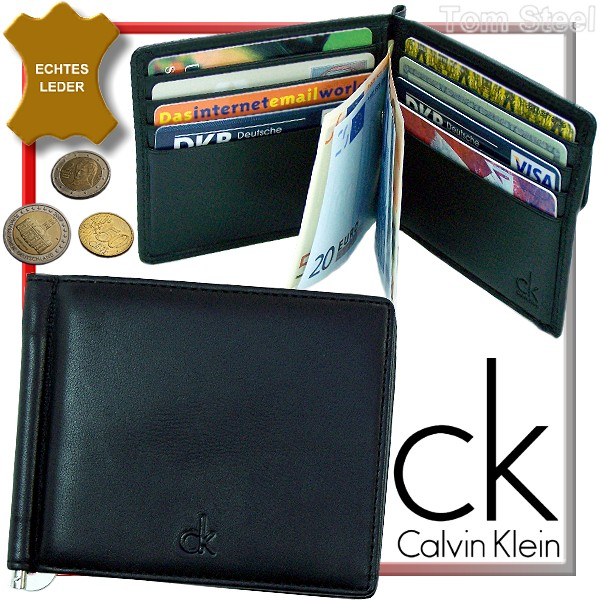 calvin klein moneyclip geldb rse m nzfach dollarclip ck. Black Bedroom Furniture Sets. Home Design Ideas