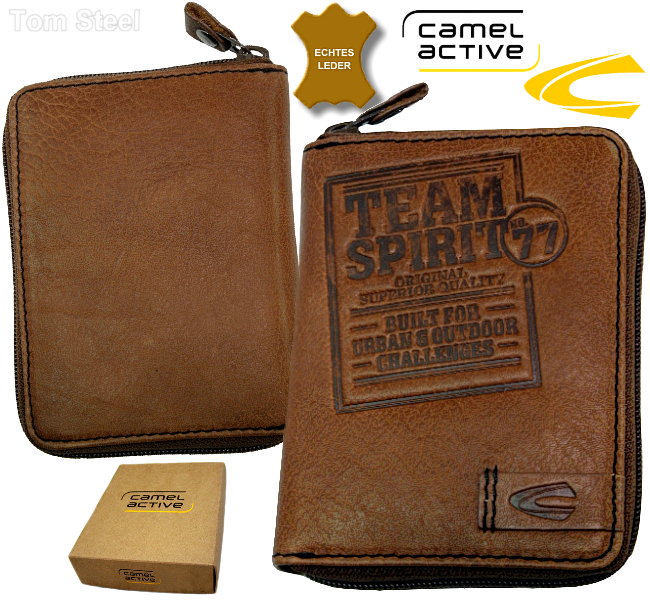 CAMEL ACTIVE, Geldboerse, Brieftasche, Portemonnaie, Geldbeutel, Geldtasche, wallet, purse