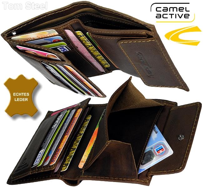 camel active herren geldboerse portemonnaie boerse neu ebay. Black Bedroom Furniture Sets. Home Design Ideas