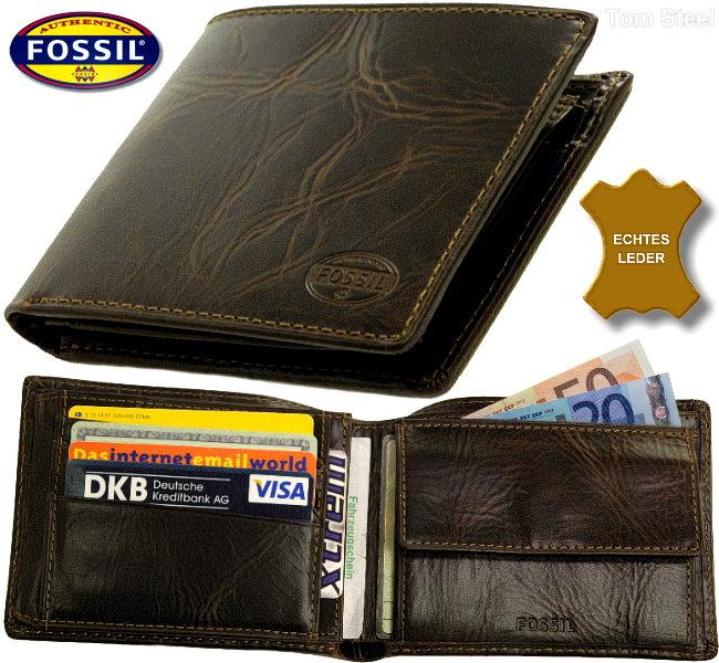 FOSSIL, Geldboerse, Brieftasche, Portemonnaies, Geldbeutel, Geldtasche, wallet, purse