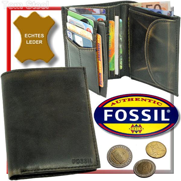 fossil herren geldb rse geldbeutel portemonnaie neu ebay. Black Bedroom Furniture Sets. Home Design Ideas