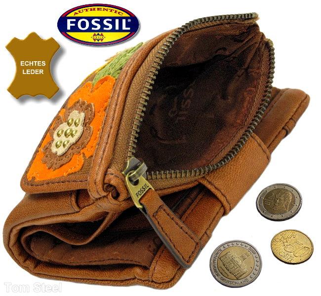 fossil damen geldb rse geldbeutel leder b rse braun neu 26eq2icz portafogli e borsellini in. Black Bedroom Furniture Sets. Home Design Ideas