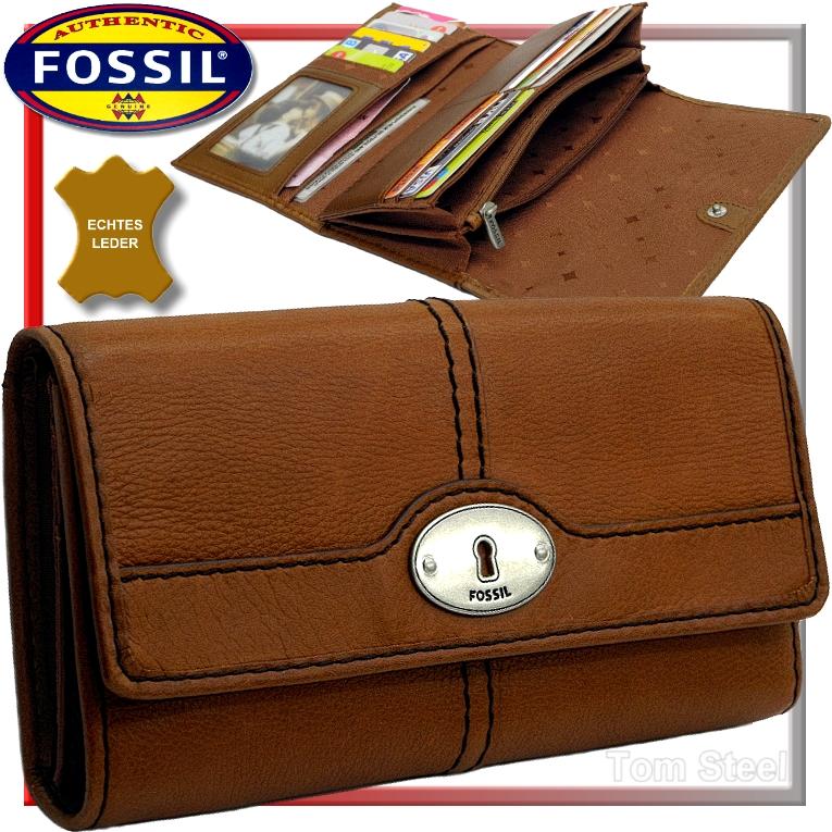 fossil damen portemonnaie geldtasche scheintasche b rse. Black Bedroom Furniture Sets. Home Design Ideas