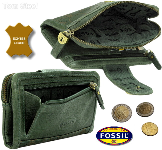 fossil ladies wallet forest wallet wallet forest green. Black Bedroom Furniture Sets. Home Design Ideas