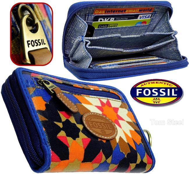 fossil damen geldb rse uvp 39 95 portmonee. Black Bedroom Furniture Sets. Home Design Ideas