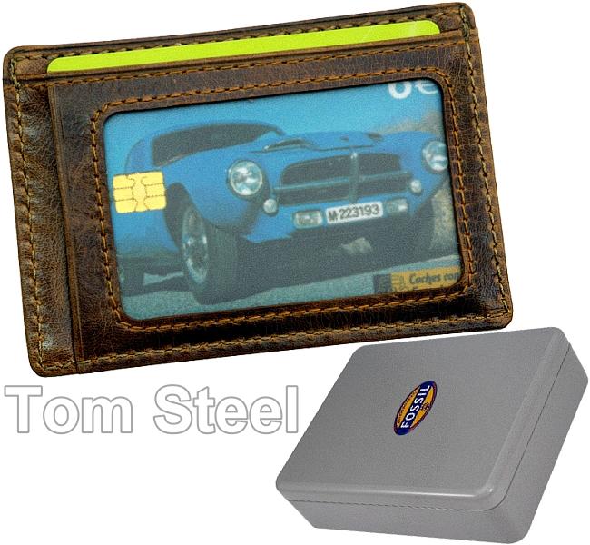fossil ec karten kreditkarten etui flach 6mm geldschein. Black Bedroom Furniture Sets. Home Design Ideas