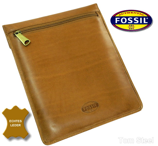 fossil ipad h lle lederh lle tablet pc computer schutzh lle leder cover neu ebay. Black Bedroom Furniture Sets. Home Design Ideas