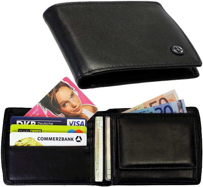 Mercedes benz style original purse coin purse wallet for Mercedes benz purse