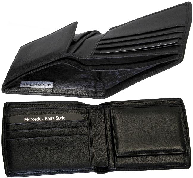 Mercedes benz style original portemonnaie geldb rse for Mercedes benz wallet