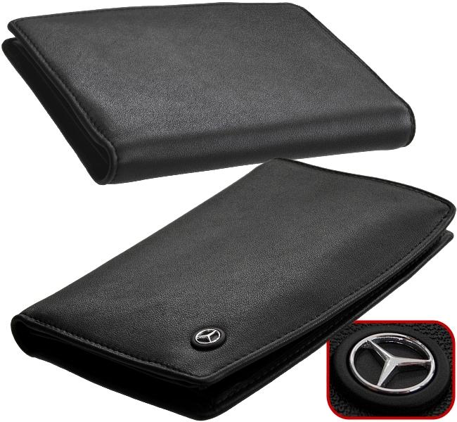 Mercedes benz style briefcase portemonnaie coin for Mercedes benz purse
