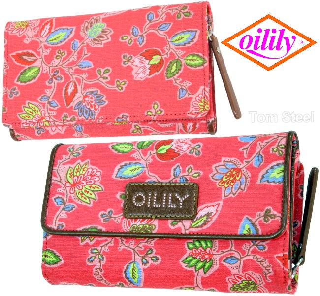 Oilily, Geldboerse, Portemonnaie, Geldbeutel, Geldtasche, Brieftasche, wallet, purse