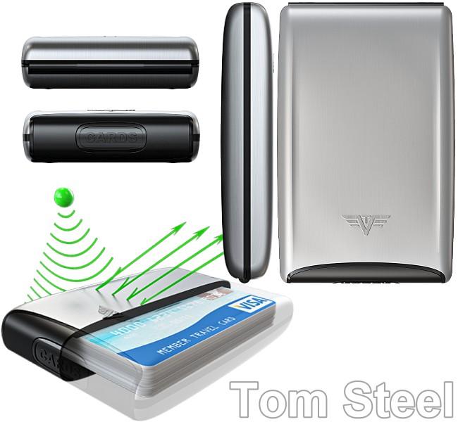 tru virtu aluminium kreditkarten etui visitenkarten ec. Black Bedroom Furniture Sets. Home Design Ideas