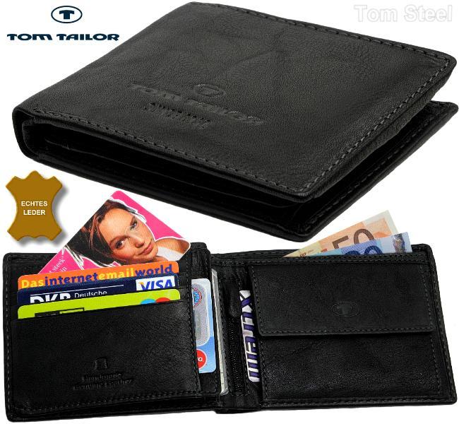 tom tailor herren portemonnaie mens wallet geldbeutel brieftasche geldb rse neu ebay. Black Bedroom Furniture Sets. Home Design Ideas
