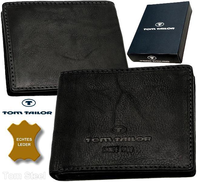 TOM TAILOR, Geldboerse, Portemonnaie, Geldbeutel, Brieftasche, Geldtasche, wallet, purse